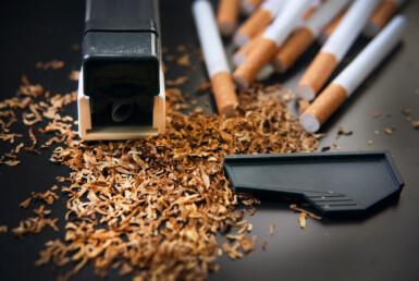 Производство сигарет в домашних условиях.
